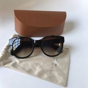 Oliver Peoples Sunglasses Jacey OV 5234-S 1009/13